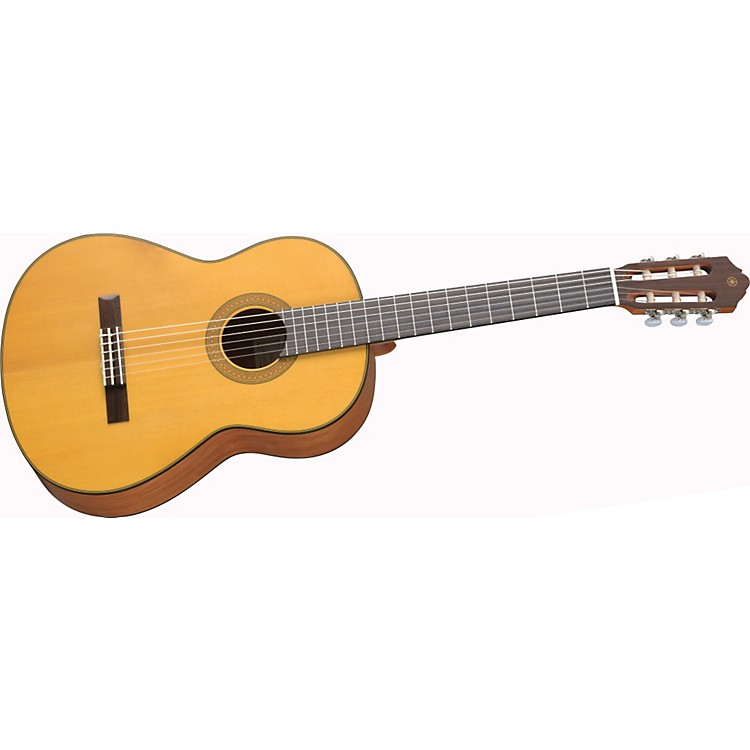 YamahaCG122MS Matte Finish Spruce Top Classical Guitar