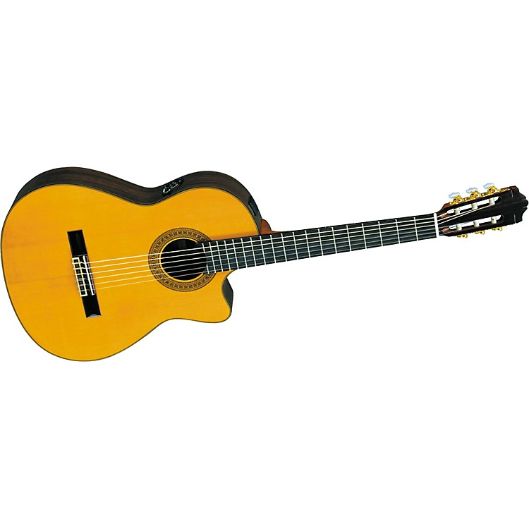 yamaha cgx171cca acoustic electric guitar music123. Black Bedroom Furniture Sets. Home Design Ideas