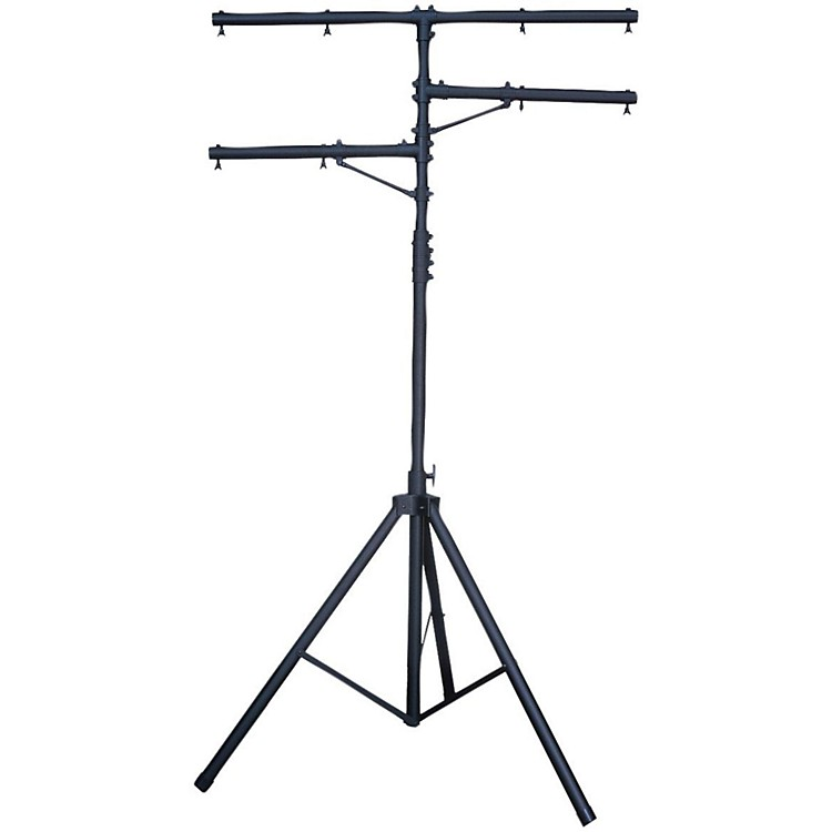 CHAUVET DJCH-02 Aluminum Stand with T-Bar and 2 Arms