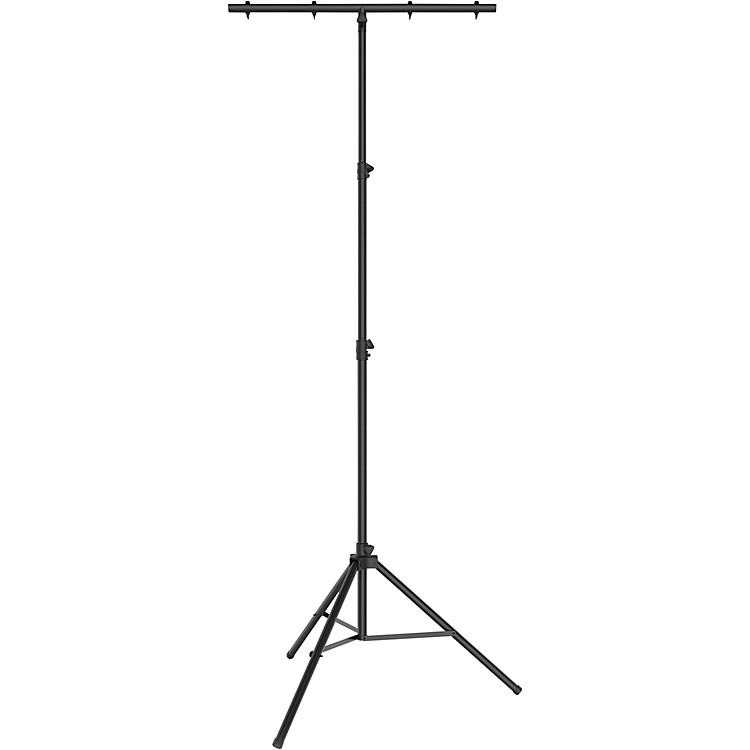 CHAUVET DJ CH-03 Heavy-duty T-bar Mobile Lighting Stand