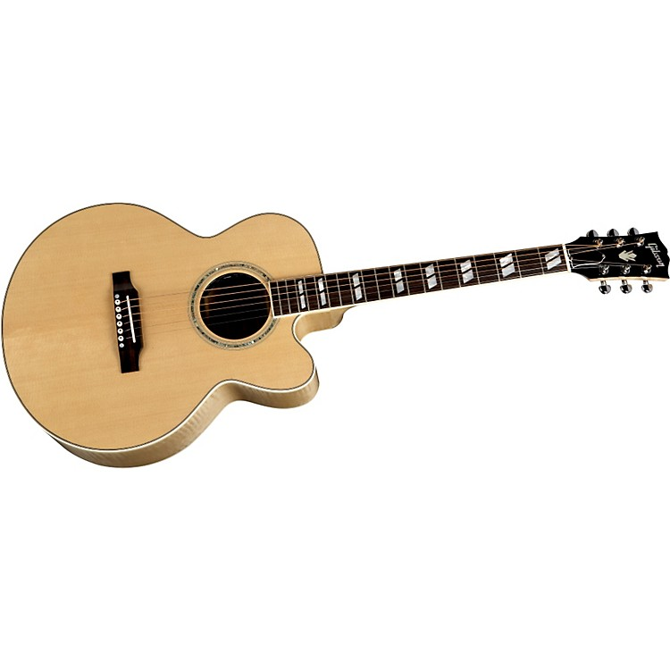 Gibson CJ-165EC Maple Acoustic-Electric Guitar Antique Natural