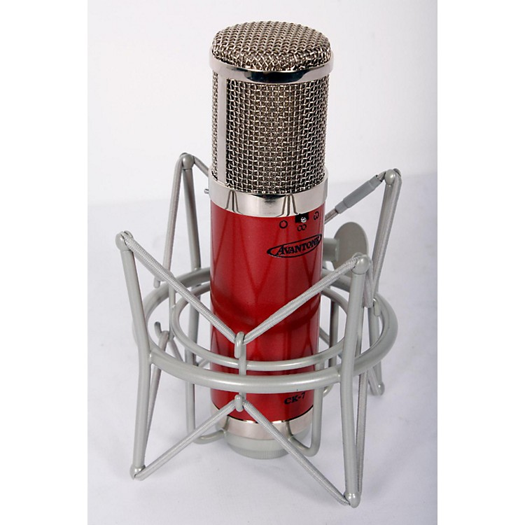 AvantoneCK-7 Large Capsule Multi-Pattern FET Condenser Microphone888365778150