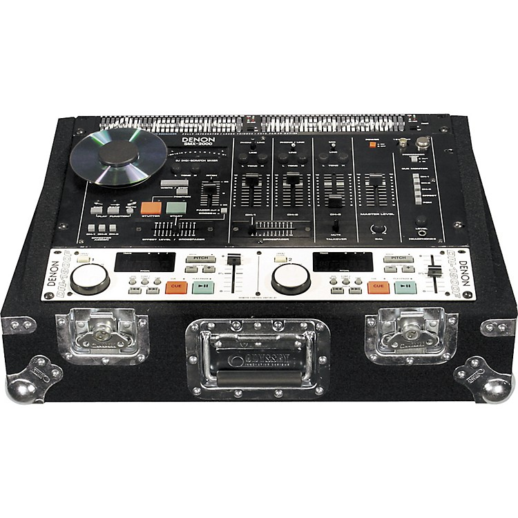 OdysseyCMX08P 8 Space Pro Mixer Case