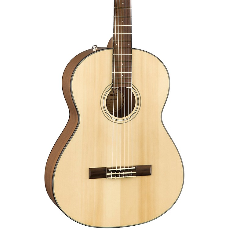 Fender CN-60S Nylon Acoustic Guitar Natural