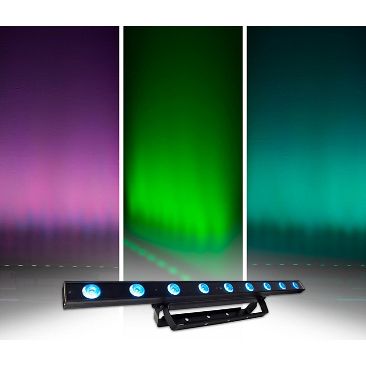 CHAUVET DJCOLORband H9 USB Hex-Color LED Linear Strip/Wash Light with Chase Effect Lighting