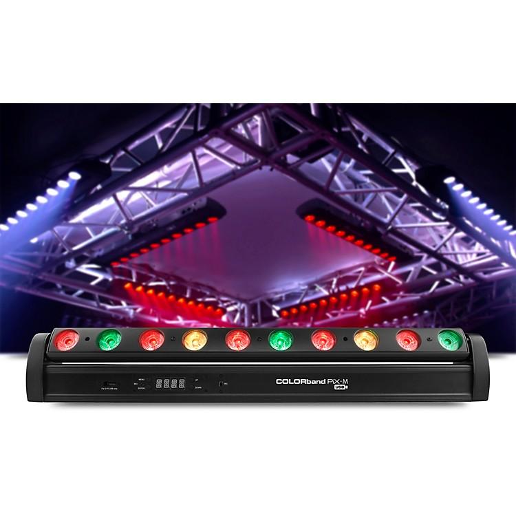 CHAUVET DJCOLORband PIX M USB RGB LED Wash Light Bar with Pixel Mapping