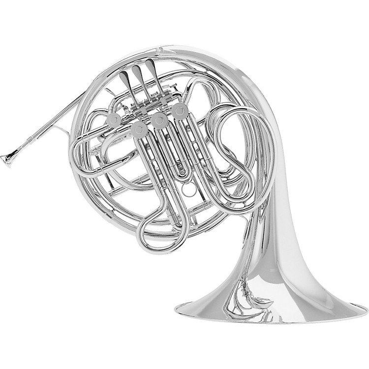 Conn CONNstellation 8D Series Double Horn Nickel Silver Fixed Bell