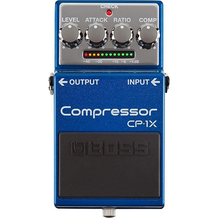 BossCP-1X Compressor Pedal