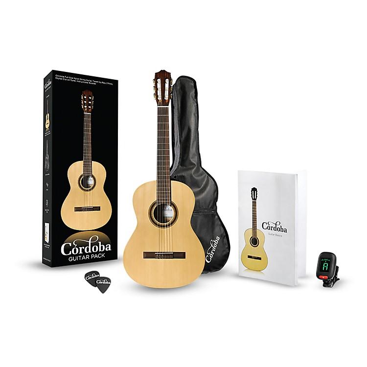 CordobaCP100 Classical Guitar PackNatural