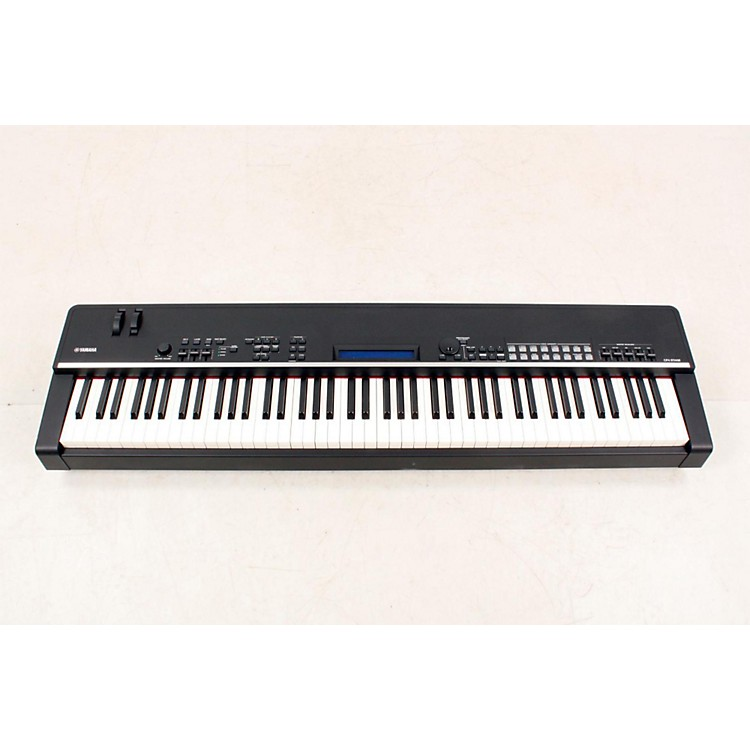 Yamaha CP4 STAGE 88-Key Wooden Key Stage Piano  888365788845