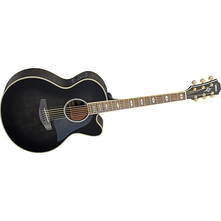 YamahaCPX1000 Medium-Jumbo Cutaway Acoustic-Electric GuitarTranslucent Black