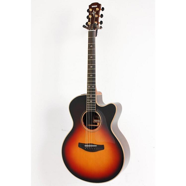 YamahaCPX1200 Medium-Jumbo Cutaway Acoustic-Electric Guitar with SRT PreampVintage Sunburst886830509421