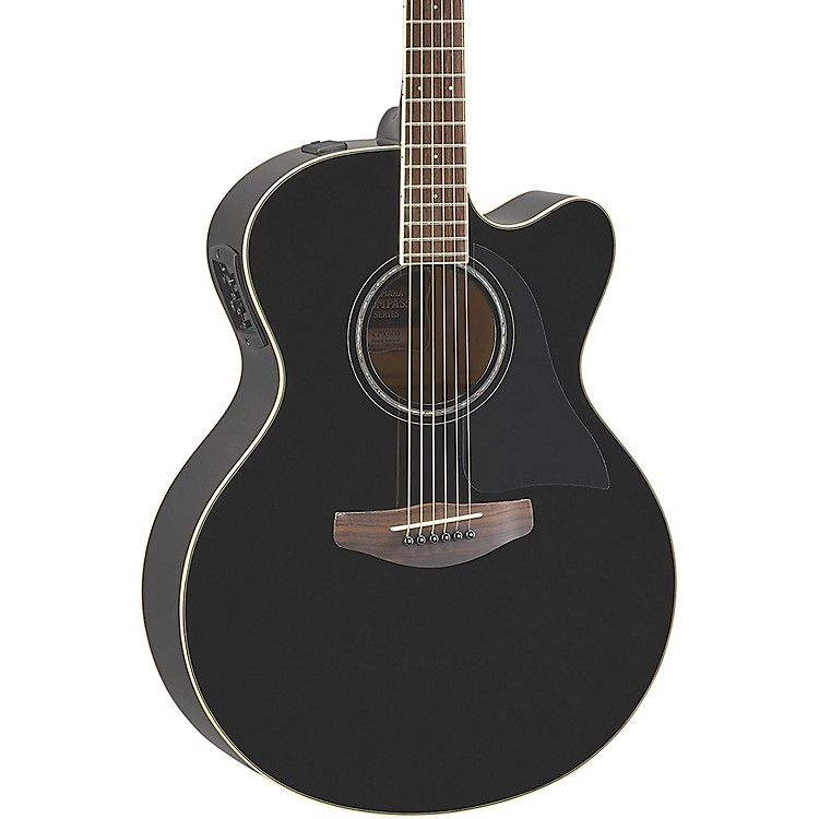 yamaha cpx600 medium jumbo acoustic electric guitar music123. Black Bedroom Furniture Sets. Home Design Ideas