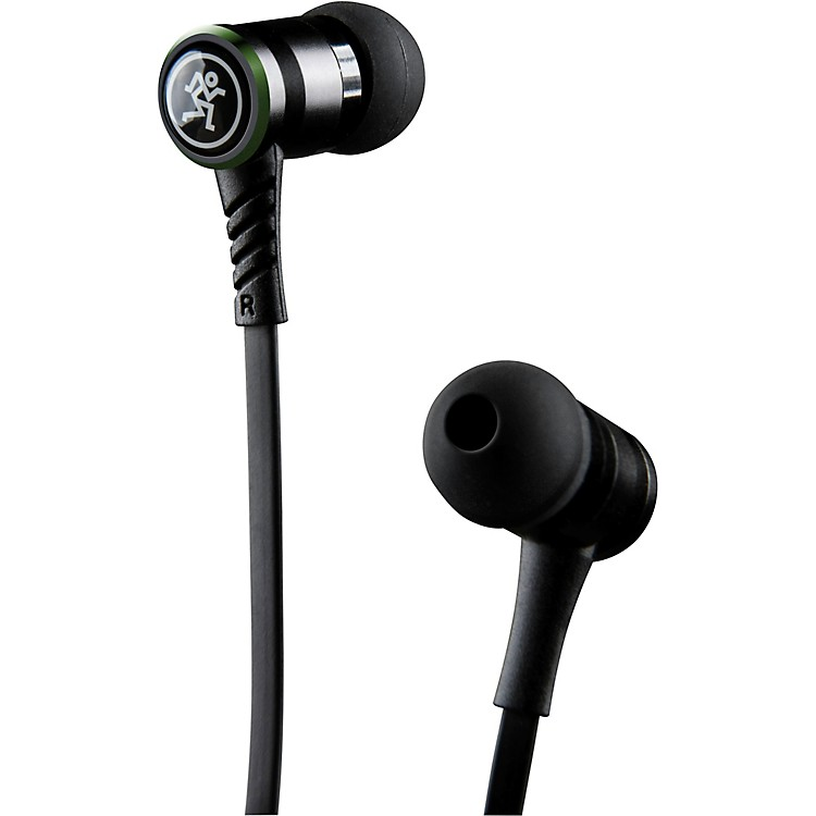 MackieCR Buds High Performance Earphones with Mic and Control