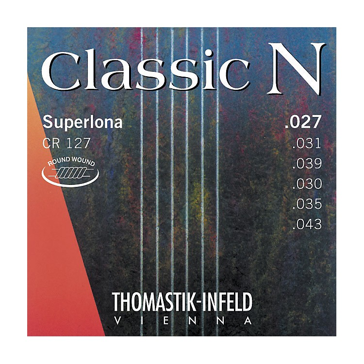Thomastik CR127 Classic N Nylon Guitar Strings