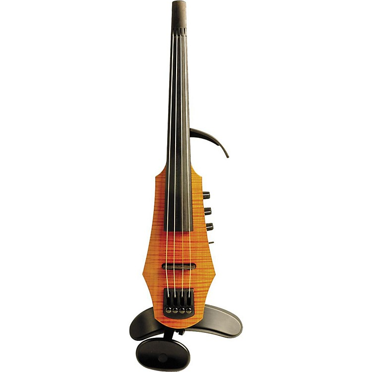 NS DesignCR4 4-String Electric ViolinAmber Stain