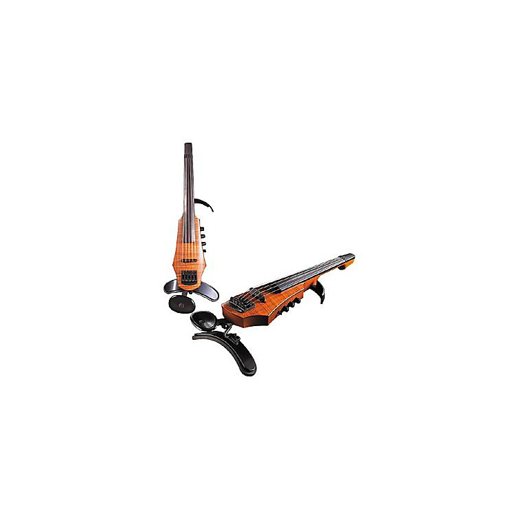 NS DesignCR5 5-String Electric ViolinAmber Stain