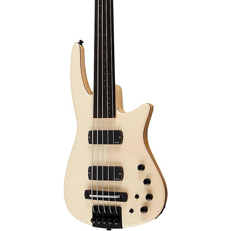 NS DesignCR5 RADIUS Fretless Bass GuitarSatin Natural