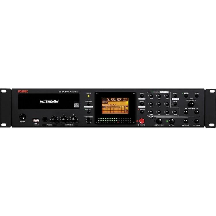 FostexCR500 CD-R/RW Master Recorder