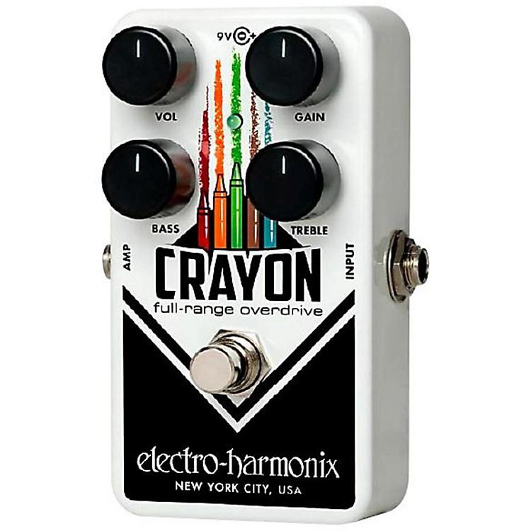 Electro-HarmonixCRAYON Full Range Overdrive - 69