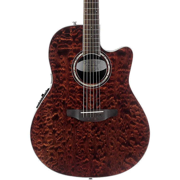 Ovation Celebrity Standard Plus - Nutmeg | Sweetwater
