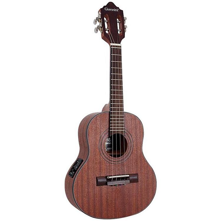 GianniniCSA-2 Acoustic-Electric CavaquinhoBlack