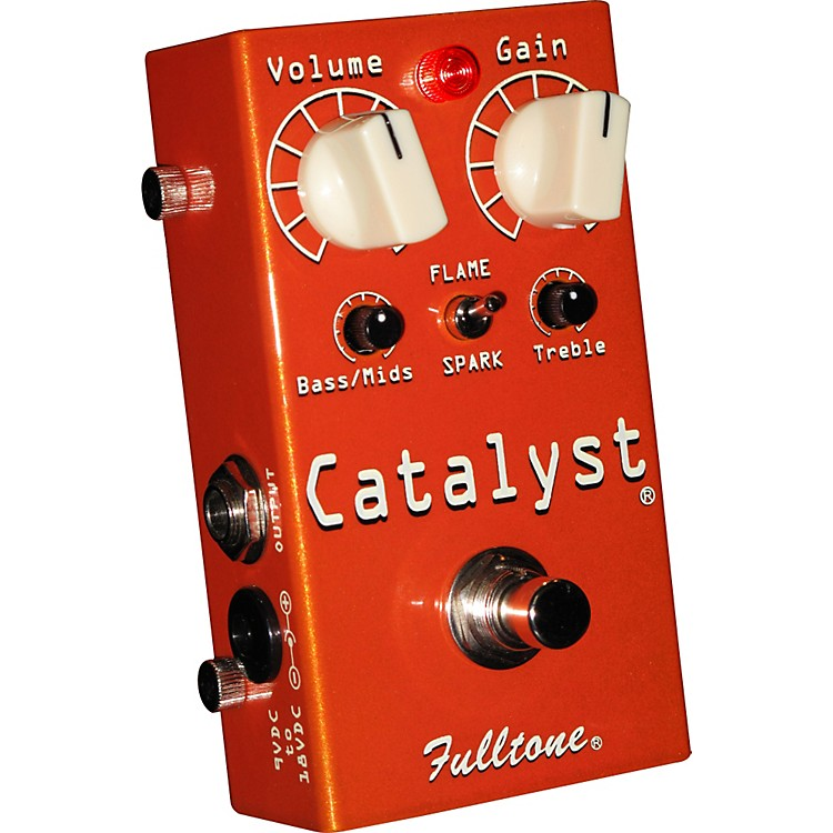 Fulltone CT-1 Catalyst Guitar Effects Pedal