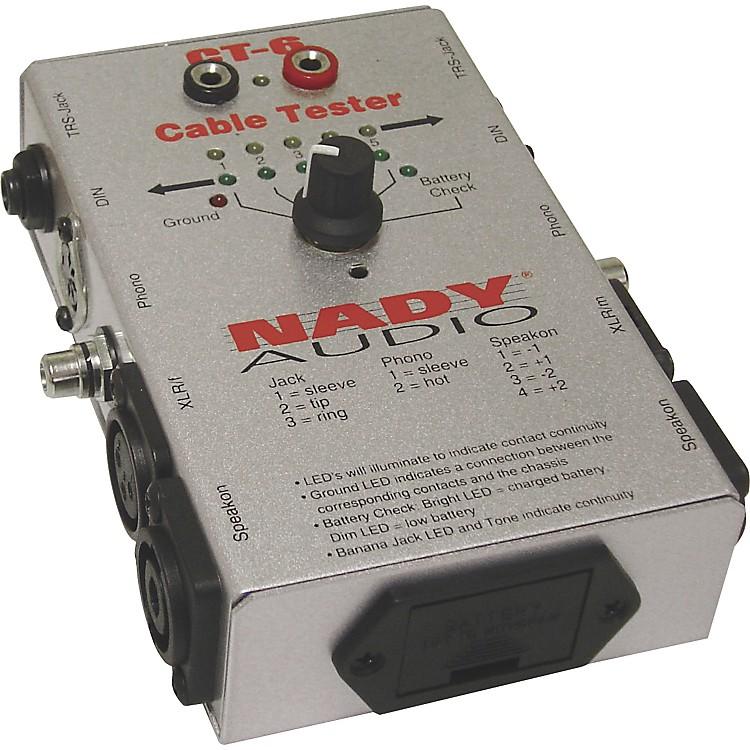 NadyCT-6 6-Way Cable Tester