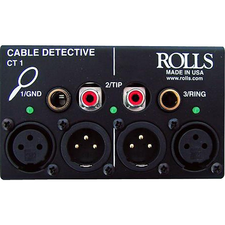 RollsCT1 Cable Detective