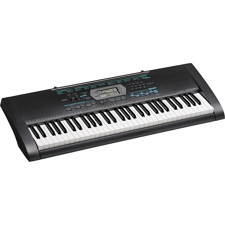 casio ctk 2100 61 key portable piano music123. Black Bedroom Furniture Sets. Home Design Ideas