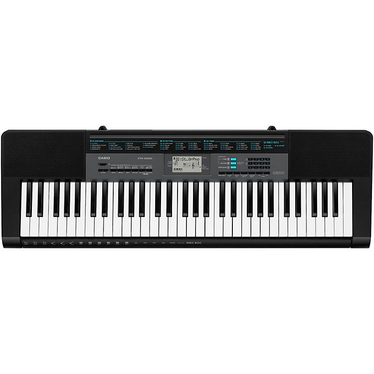CasioCTK-2550 61-Key Portable KeyboardBlack