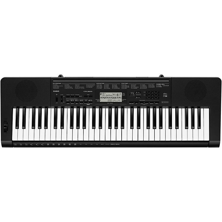 CasioCTK-3500 61-Key Portable KeyboardBlack