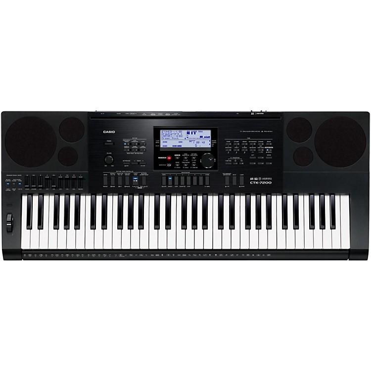CasioCTK-7200 61-Note Portable Keyboard888365758817
