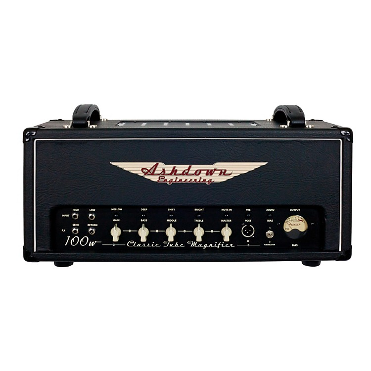 Ashdown CTM-15 15W Tube Bass Amp Head