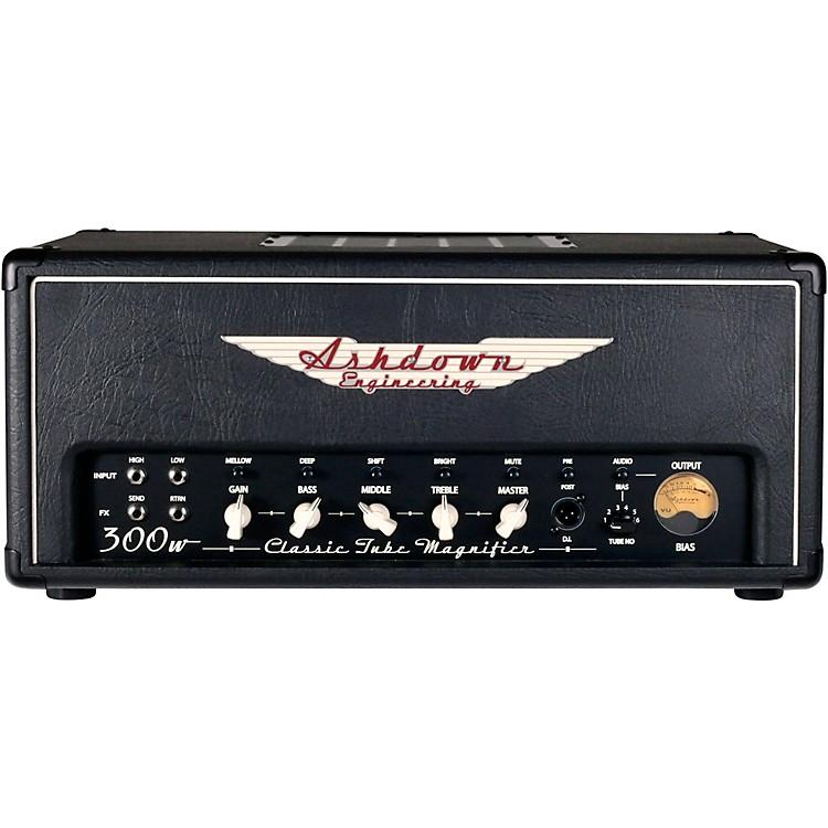AshdownCTM-300 300W Tube Bass Amp Head