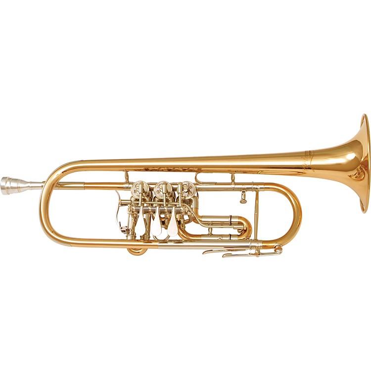 CervenyCTR701R Rotary Valve Bb Trumpet