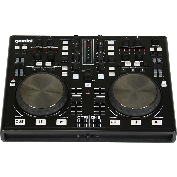 GeminiCTRL-ONE - USB DJ Mixer & Controller