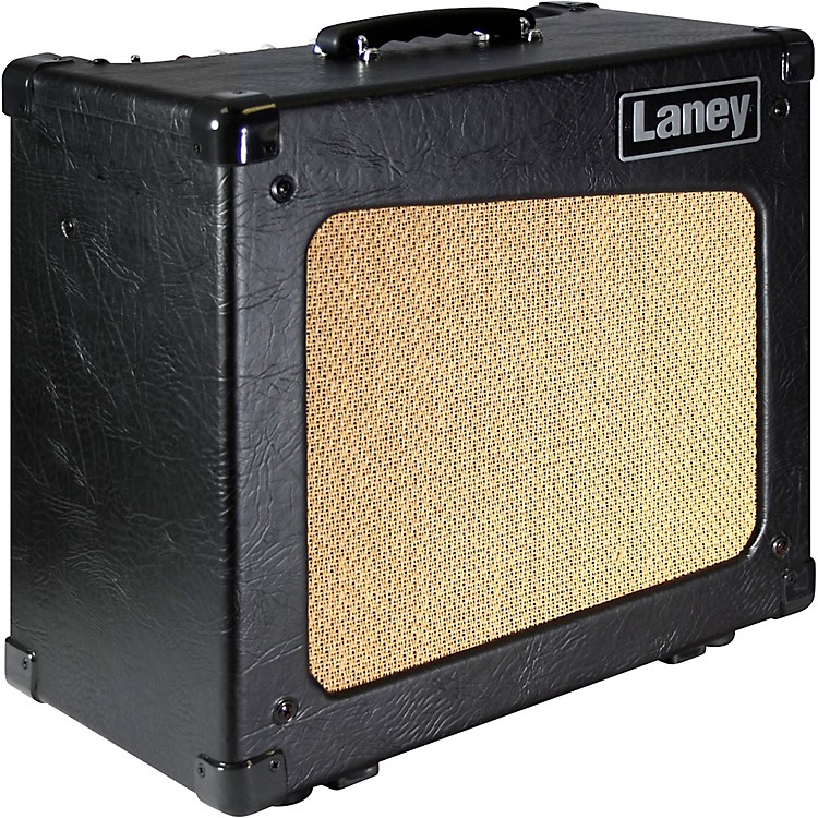 Laney CUB12 15W 1x12 Tube Guitar Combo Amp Black and Beige
