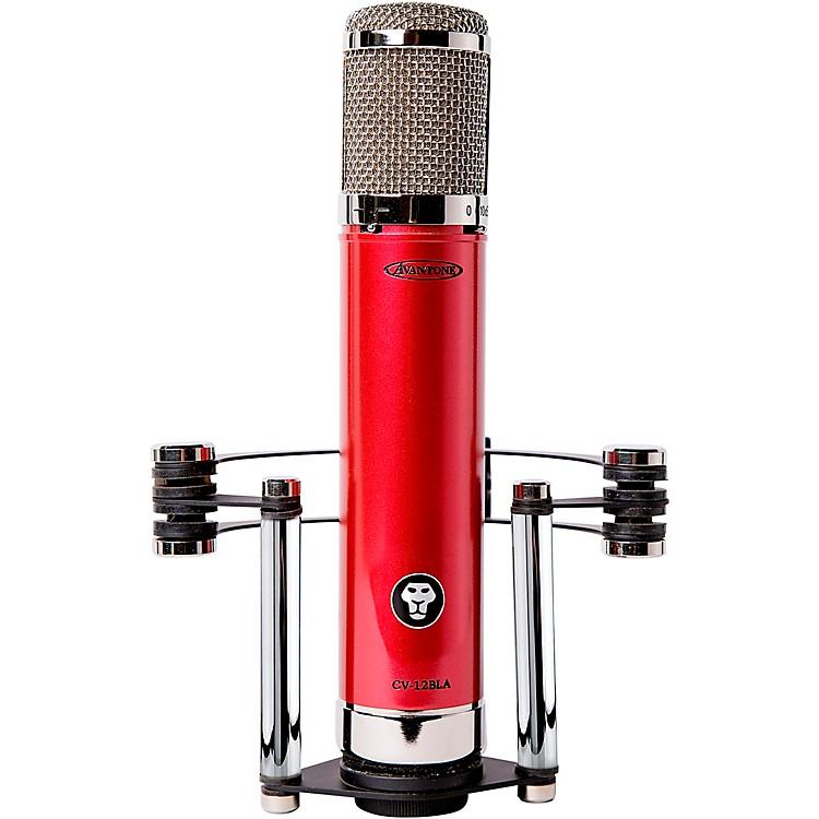 AvantoneCV-12-BLA Multi-Pattern Large Capsule Tube Condenser Microphone