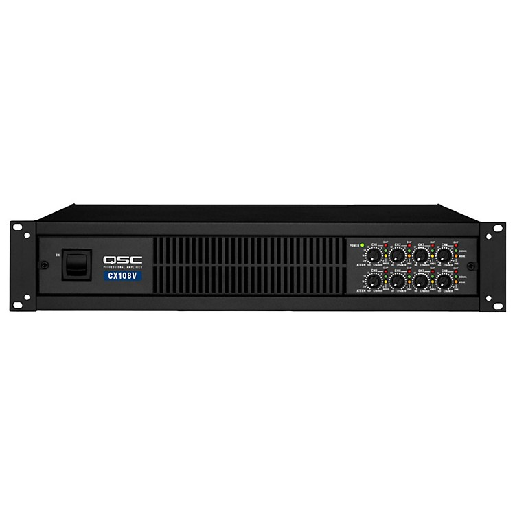 QSC CX108V 8CH 70V Power Amp
