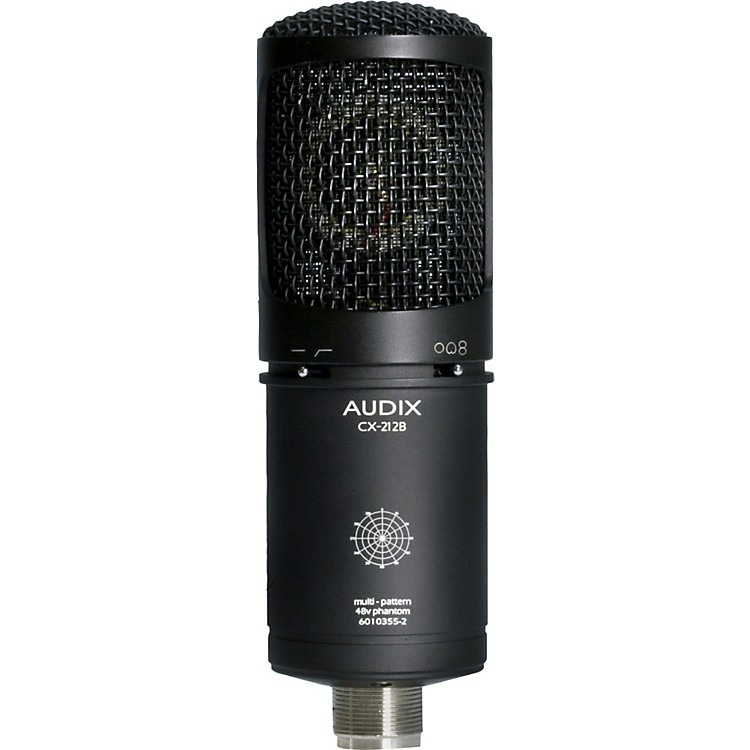 AudixCX212B Large Diaphragm Condenser Mic Multi-Pattern