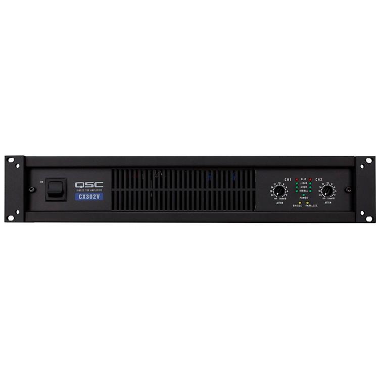 QSCCX302V Stereo 120V Power Amp