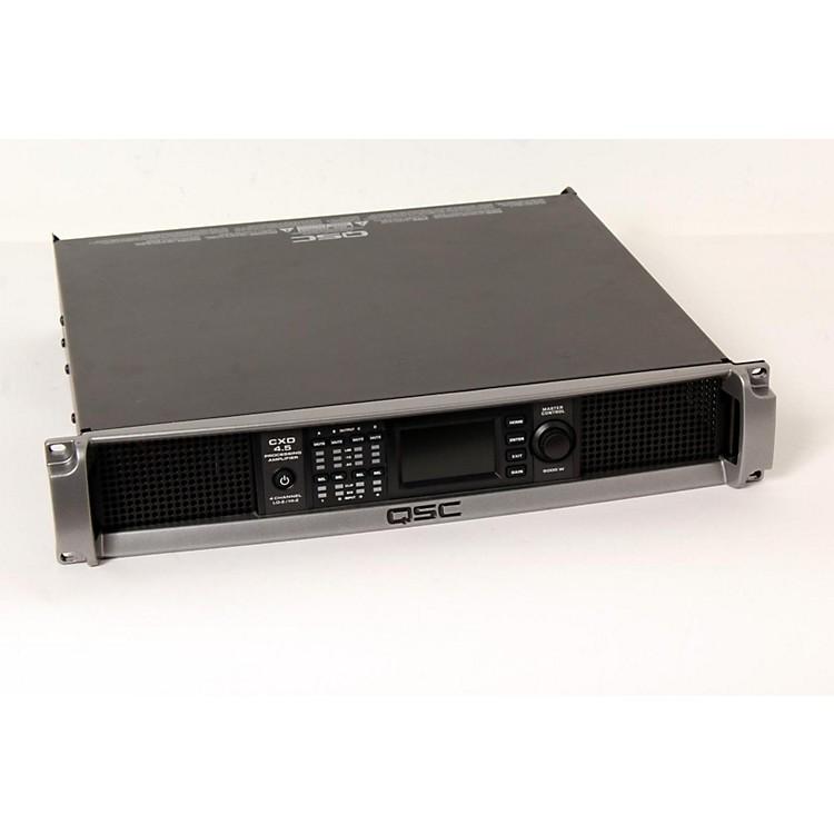 QSCCXD4.5 Multi Channel DSP Amplifier888365363868