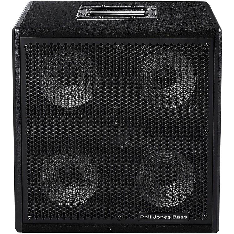 Phil Jones BassCab-47 300W 4x7 Bass Speaker Cabinet