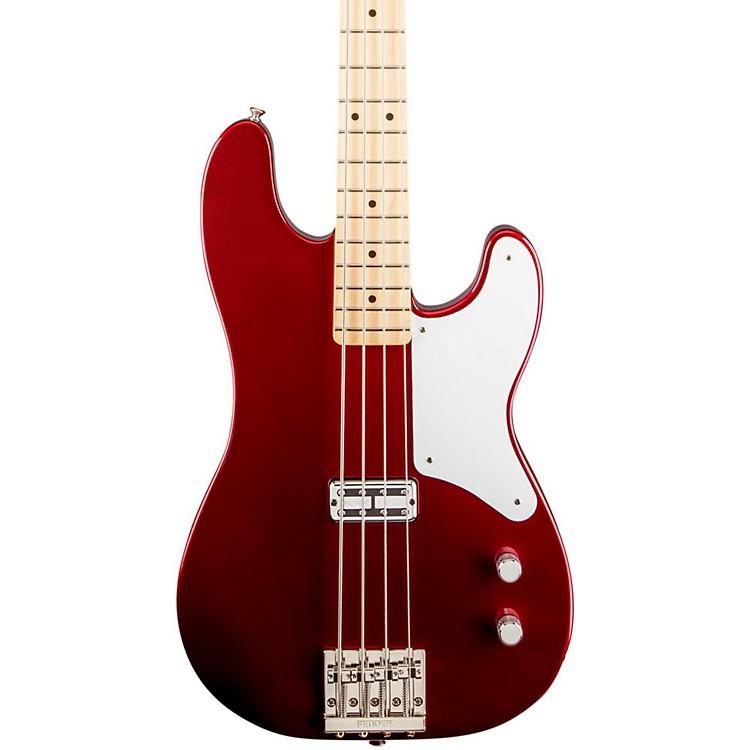 FenderCabronita Precision BassCandy Apple RedMaple Fingerboard