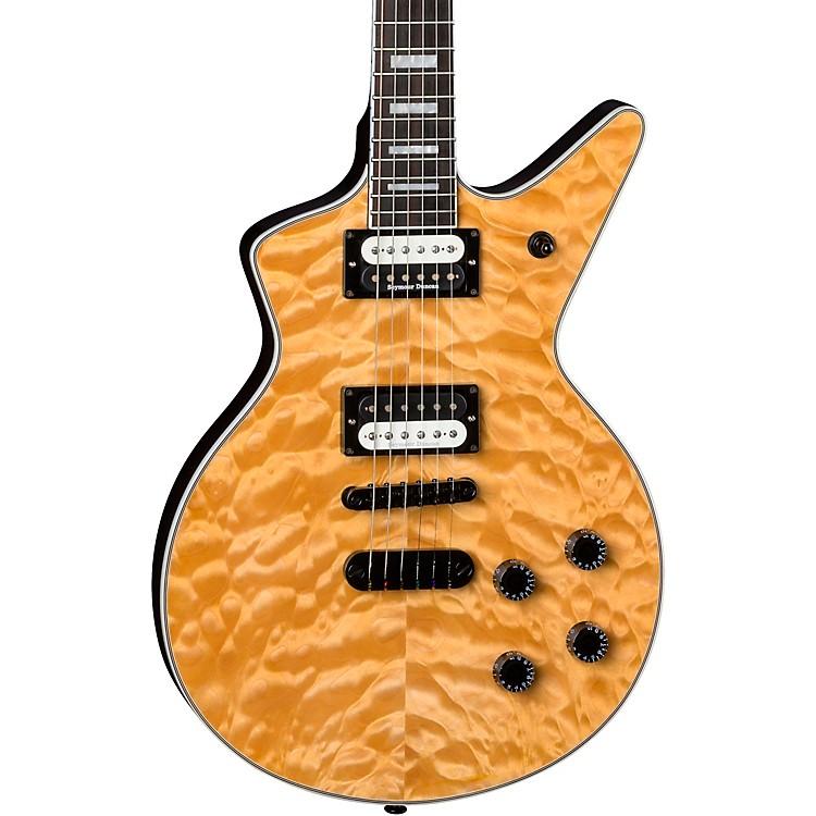DeanCadi Select Quilt Top Electric GuitarGloss Natural