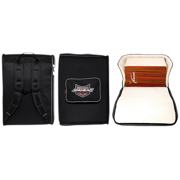 Ahead Armor CasesCajon Deluxe Case with Backpack Straps21 x 15 x 15 in.