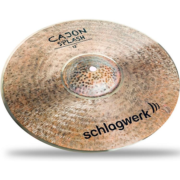 SCHLAGWERKCajon Splash Cymbal12 in.