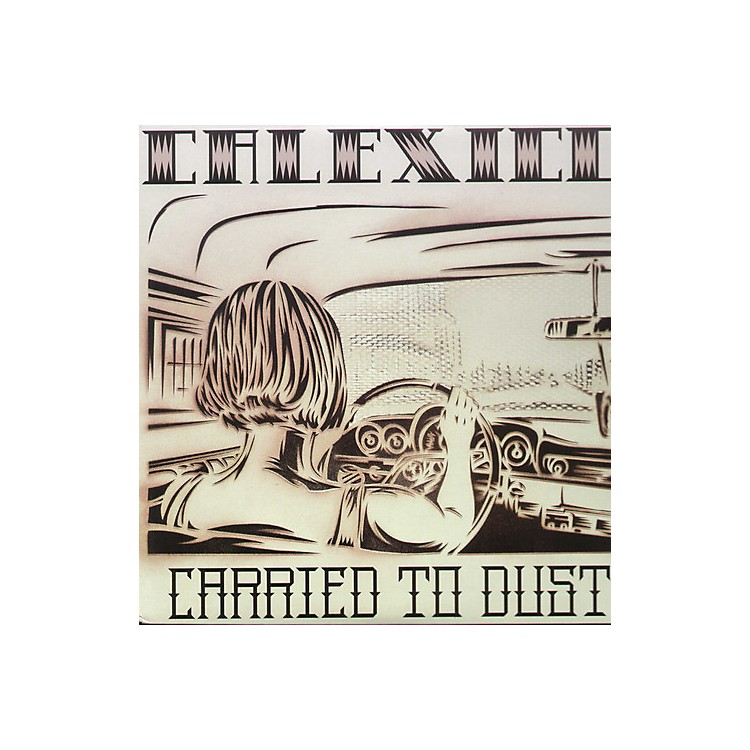 AllianceCalexico - Carried to Dust