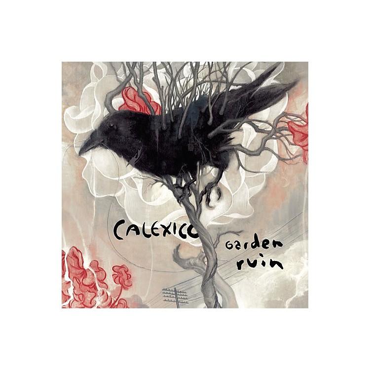 AllianceCalexico - Garden Ruin